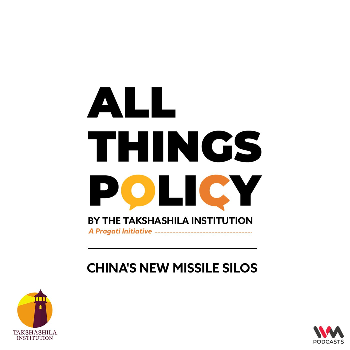 Ep. 620: China's New Missile Silos