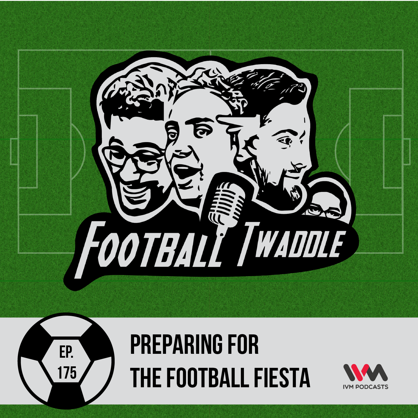 Preparing for the Football Fiesta