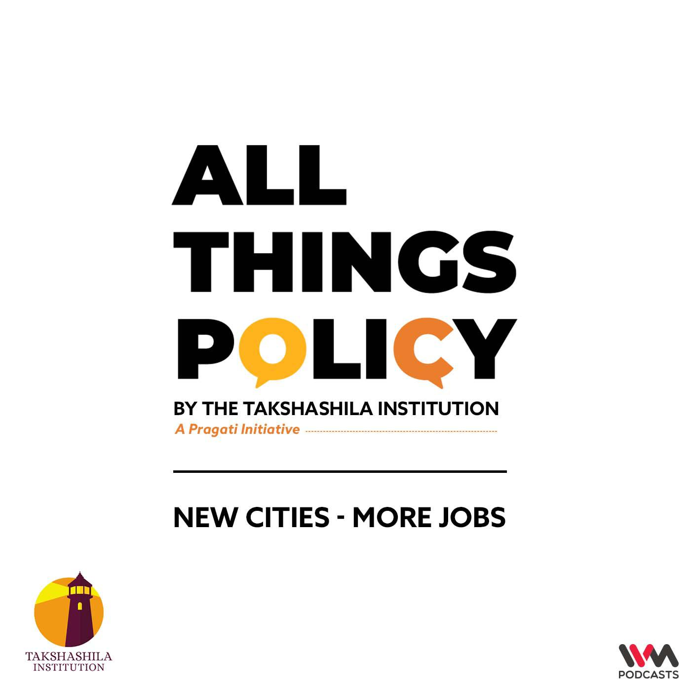 New Cities - More Jobs