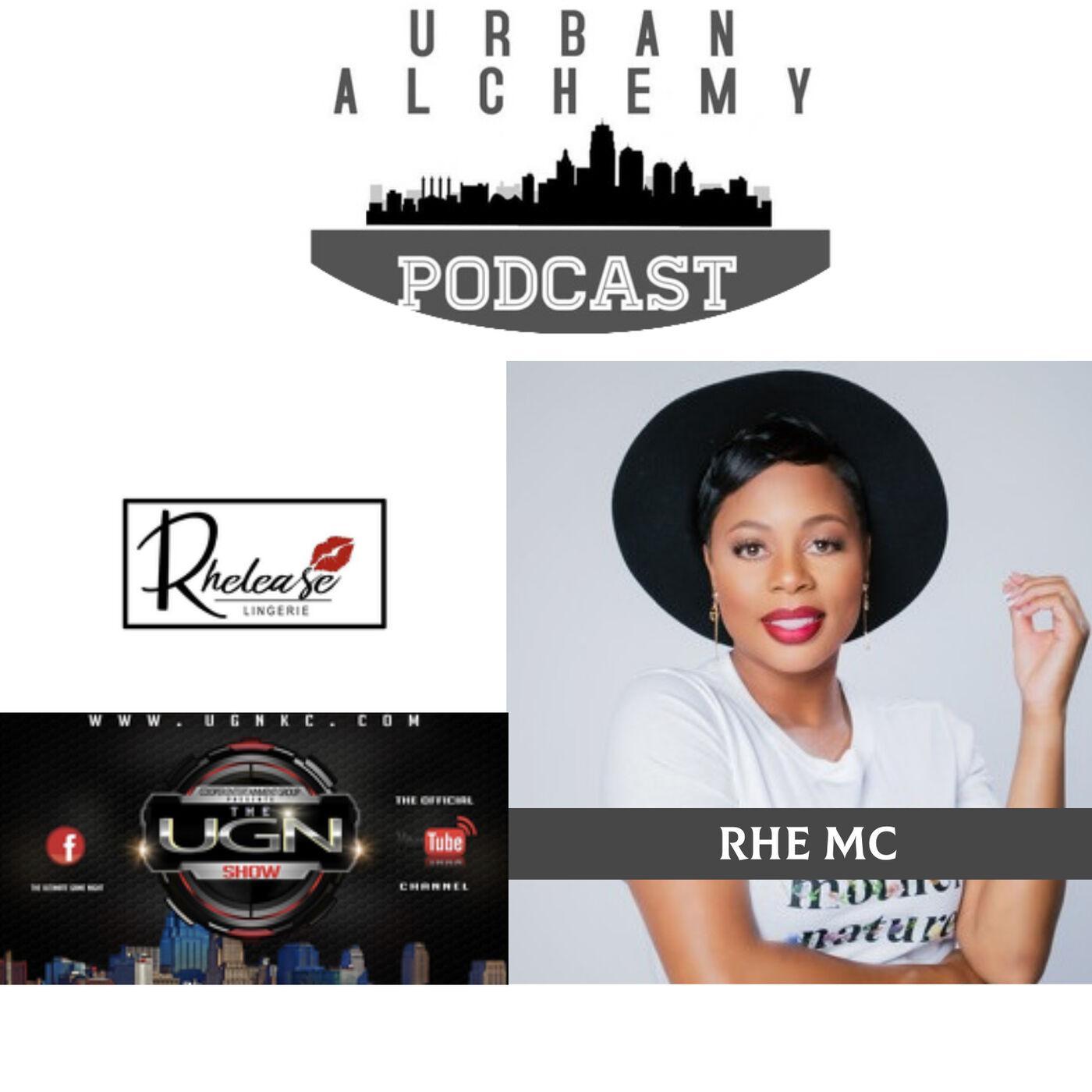 Rhe MC - Ultimate Game Night/ Rhelease Lingerie